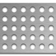 AAG720 Perforated Metal Grilles in Stainless Steel & Steel