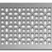 AAG730 Perforated Metal Grilles in Stainless Steel & Steel
