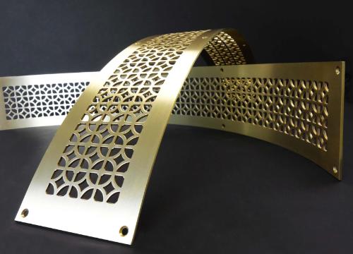 Convexed Satin Brass-500×360