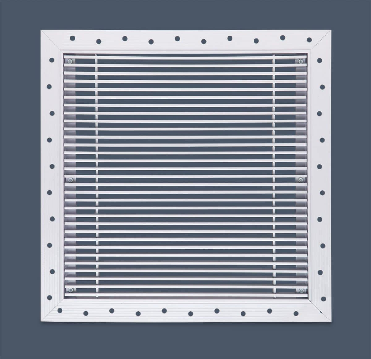 AAG100 Plaster J-Bead Frame Stock Linear Grilles