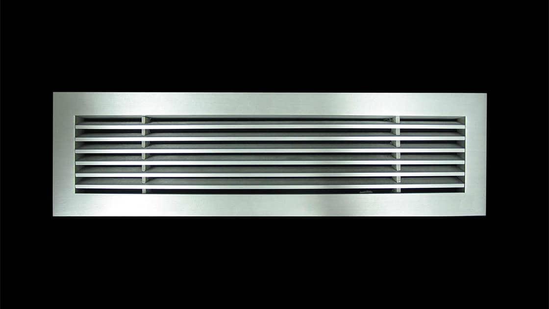 aag400 Linear Bar Grille B Frame