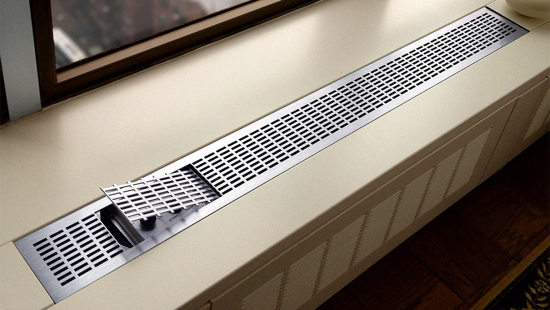 aag700 Perforated Grill With Access Door